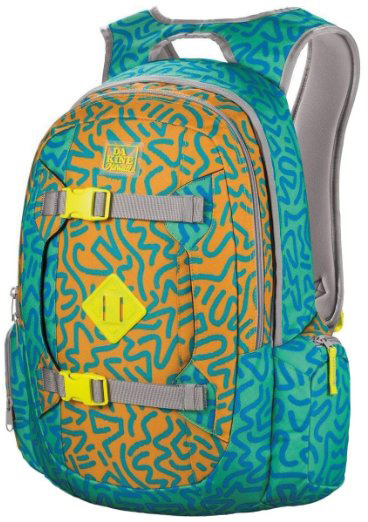 Batoh Dakine Mission Squiggles 25L
