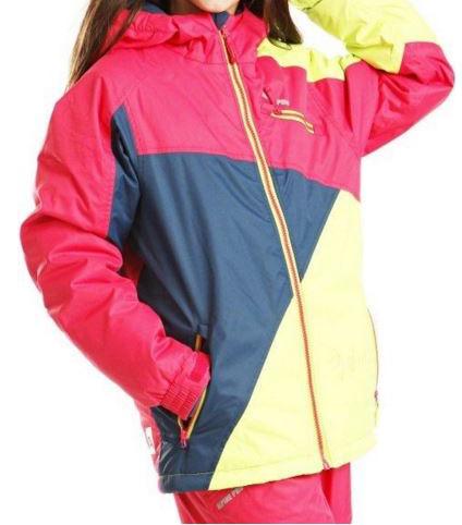 Dětská zimní bunda Alpine Pro Bixio|128-134