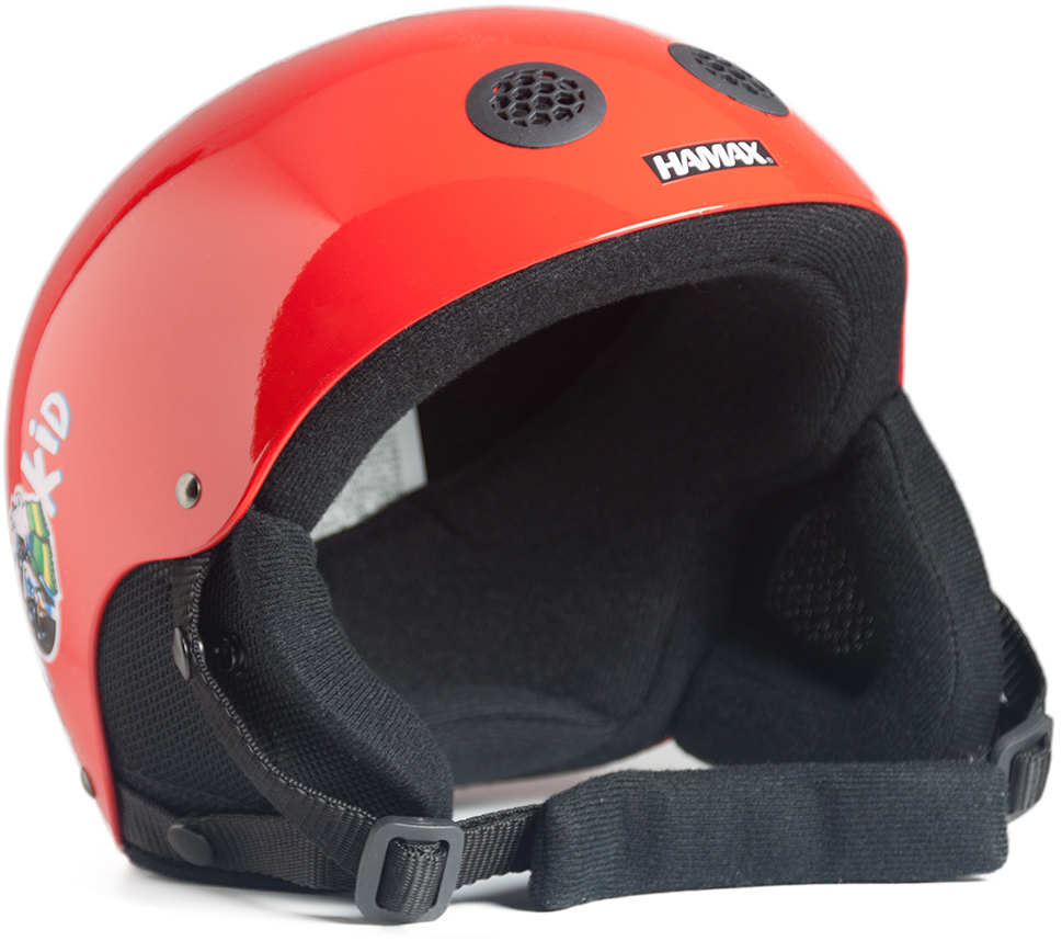 Dětská lyžařská helma Hamax Happy Kid|XXS (48-50 cm)
