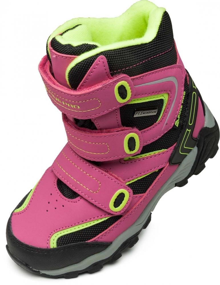 Dětská zimní obuv Alpine Pro Dairo 29