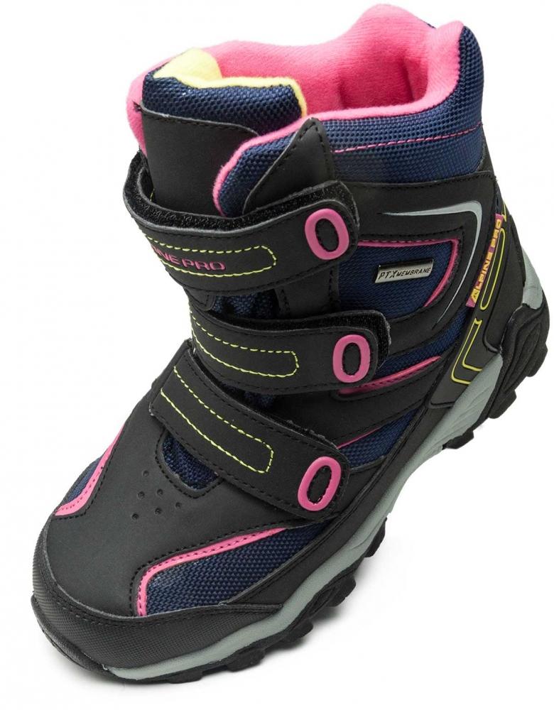 Dětská zimní obuv Alpine Pro Dairo 28