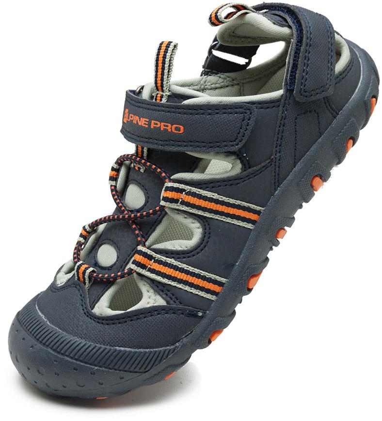 053cf80386aa Obuv   Dětské trekové sandály Alpine Pro Bedeli