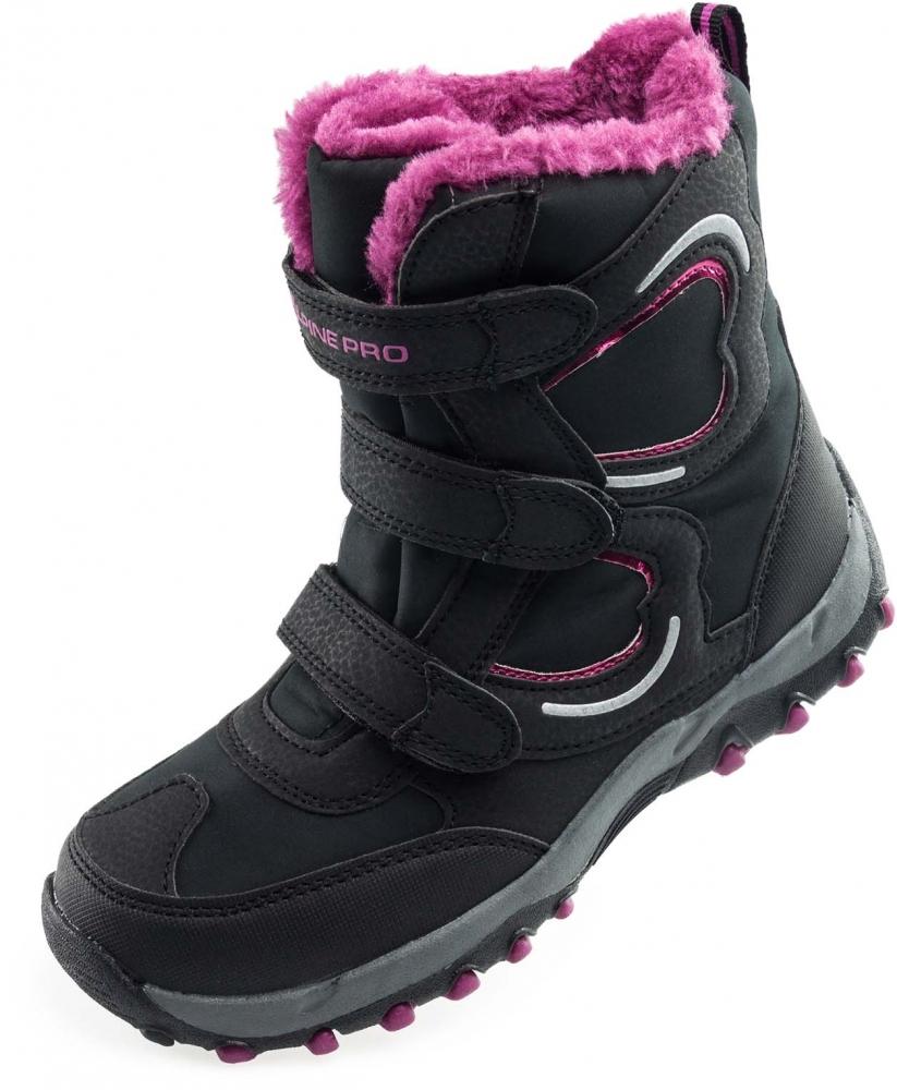 ff0868fa1c0 Obuv   Dětská zimní obuv Alpine Pro Haryko