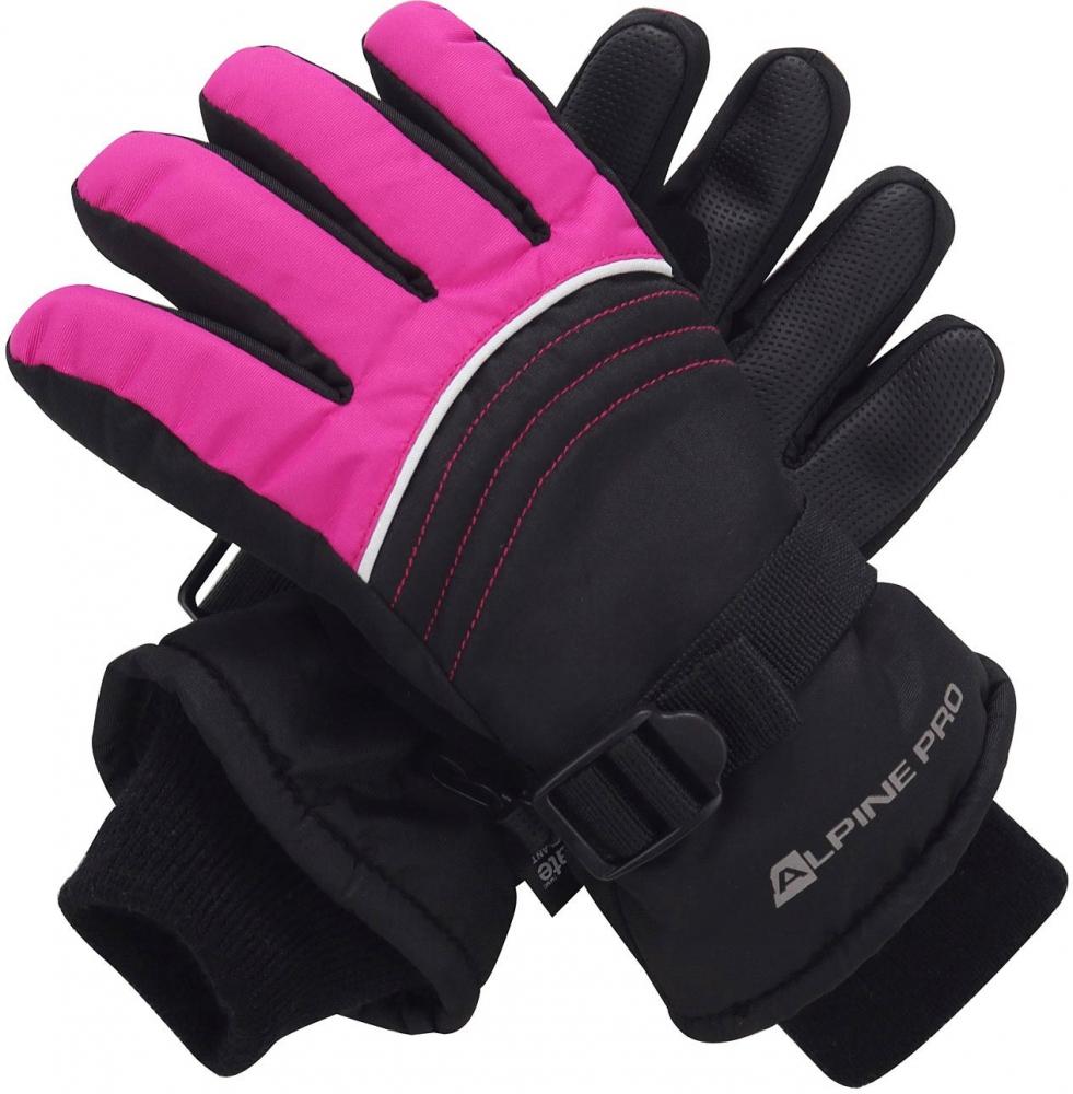 Dětské lyžařské rukavice Alpine Pro Rodo|S