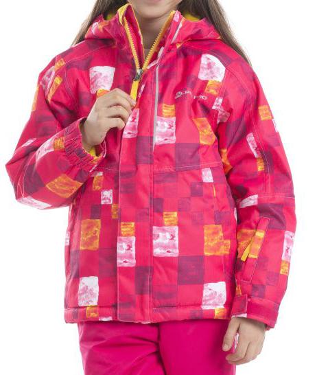 Dětská zimní bunda Alpine Pro Cupido|128-134