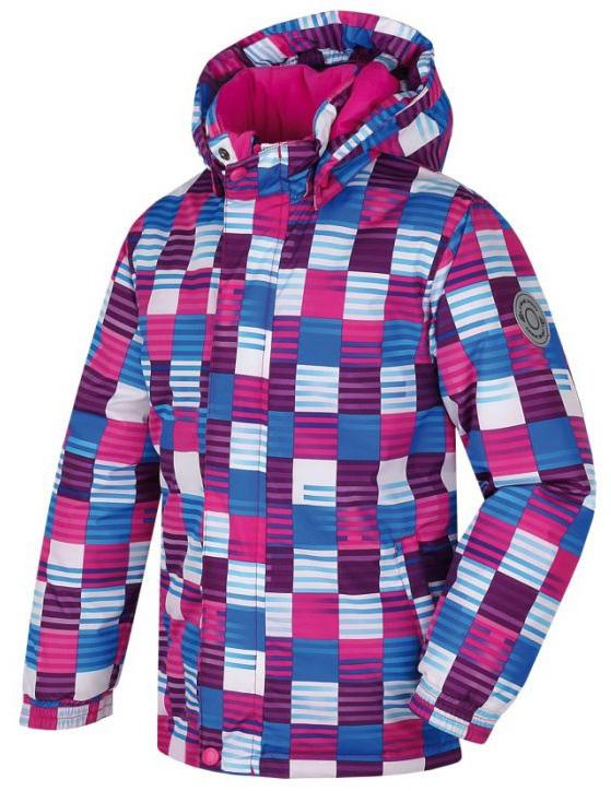 Dětská zimní bunda Alpine Pro Aringa 128-134