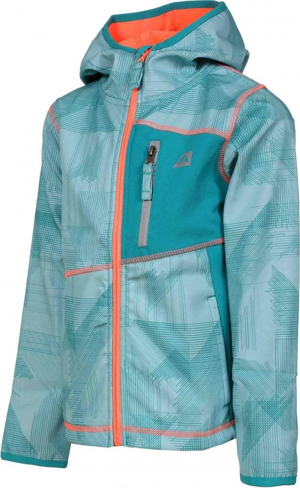 Dětská softshellová bunda Alpine Pro Jandro|128-134