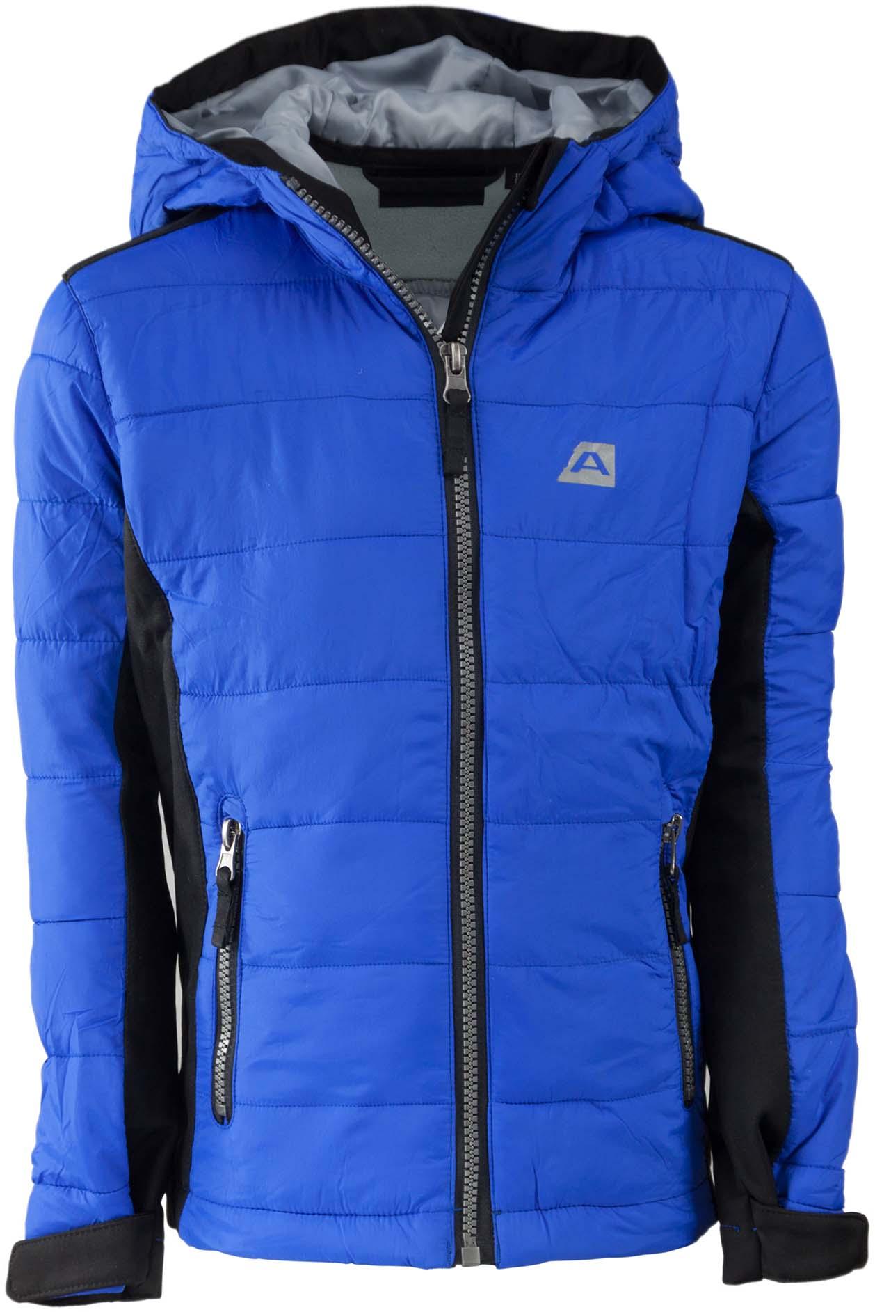Dětská bunda Alpine Pro Wiliso 92-98