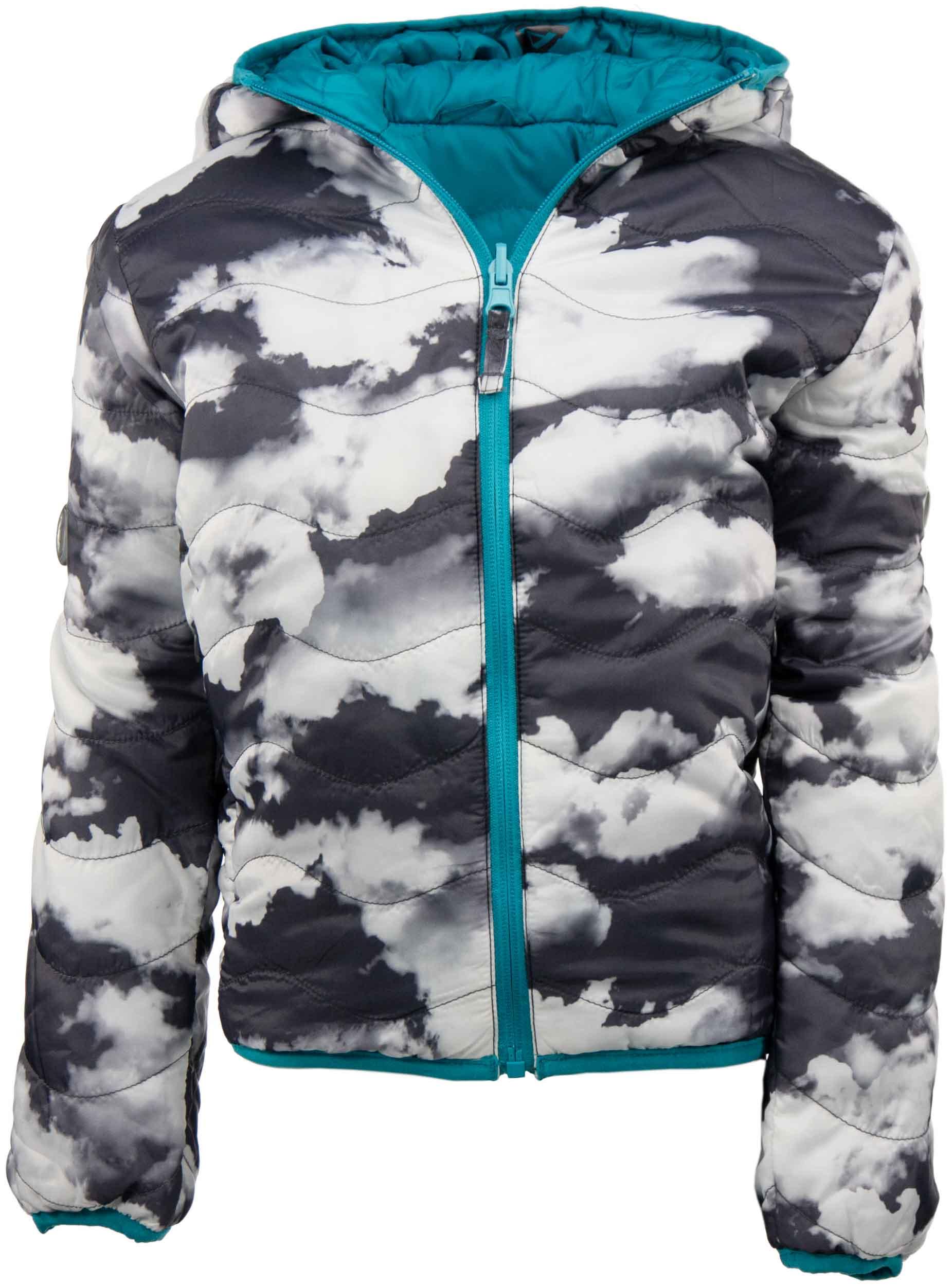 Oblečení   Dětská oboustranná bunda Alpine Pro Icero c56b5a3a7ba