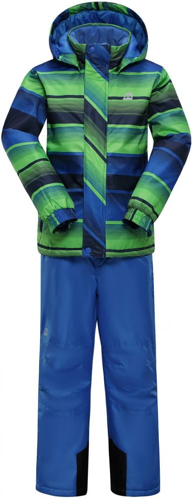 Dětská zimní souprava Alpine Pro Londo|140-146