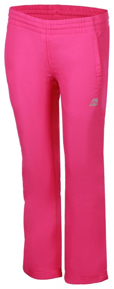 Dětské zateplené kalhoty Alpine Pro Sesto INS.|140-146