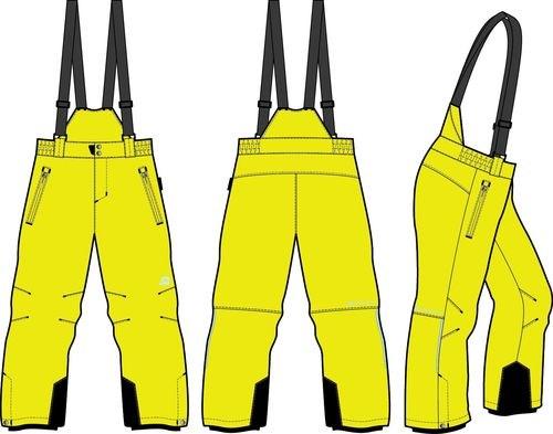 Dětské lyžařské kalhoty Alpine Pro Nuddo|140-146