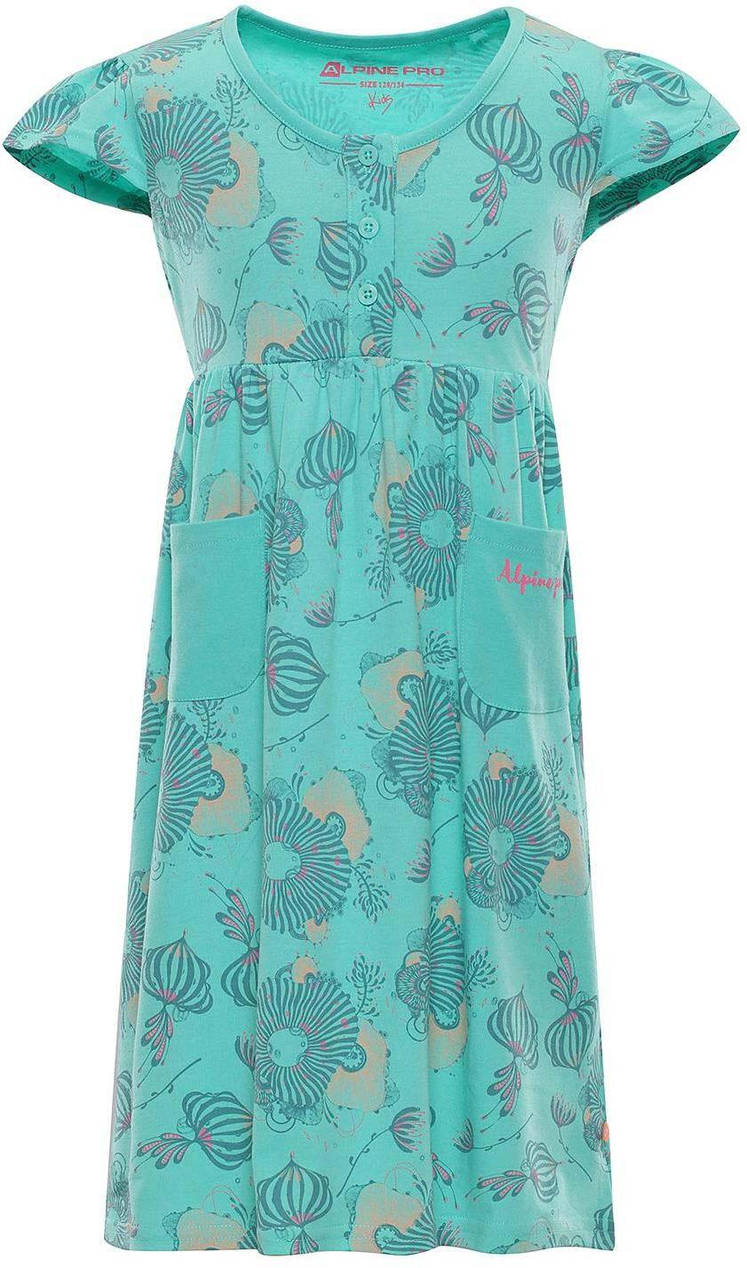 b7cc5d0d9435 Oblečení   Dětské šaty Alpine Pro Sarko