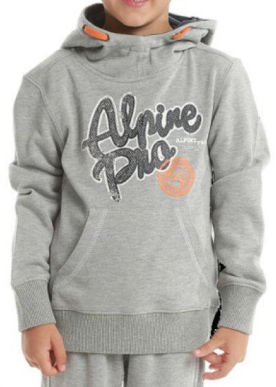 Dětská mikina Alpine Pro Halto|104-110