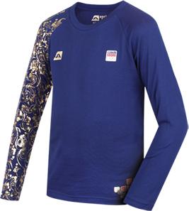 Dětské tričko Alpine Pro|104-110