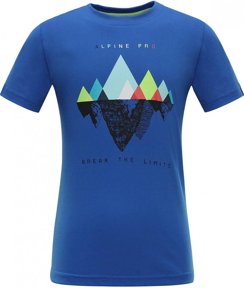 Tričko Alpine Pro Silvano 3|140-146