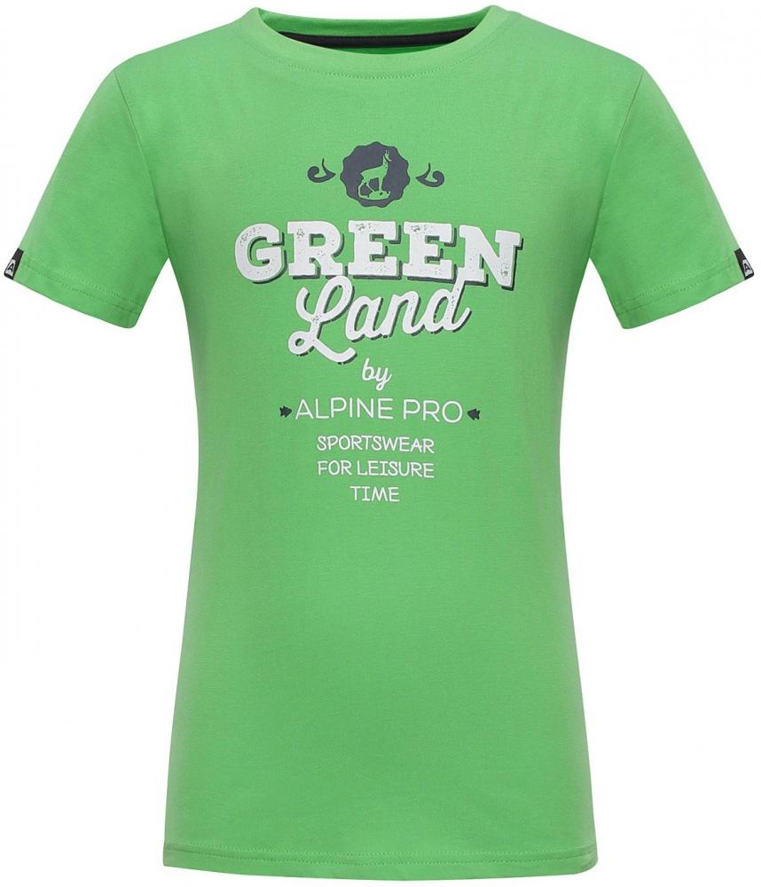 Dětské tričko Alpine Pro Unego|140-146
