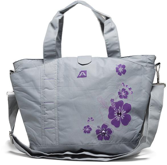Dámská taška Alpine Pro Danoa šedá