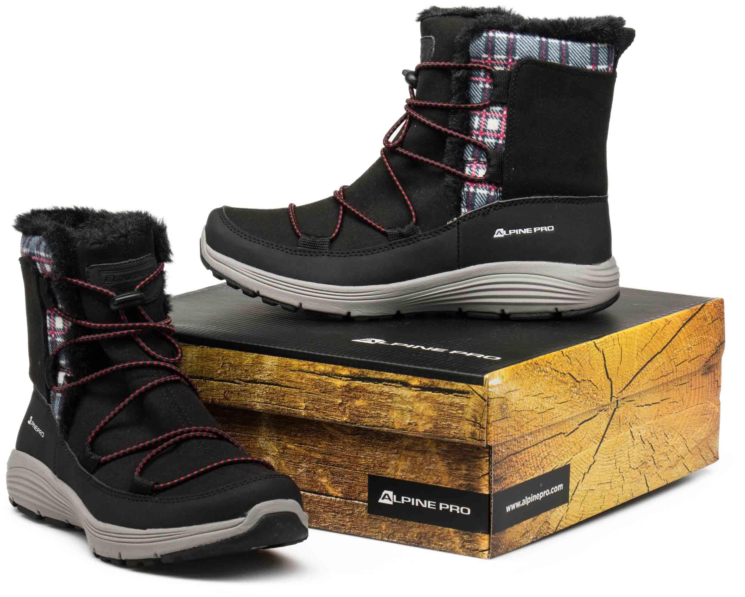 670f0dd7c3af Obuv   Dámská zimní obuv Alpine Pro Darleen
