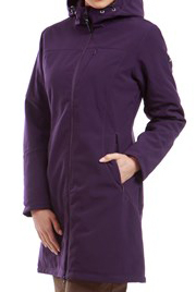 Dámský softshellový kabát Alpine Pro Asherah|S