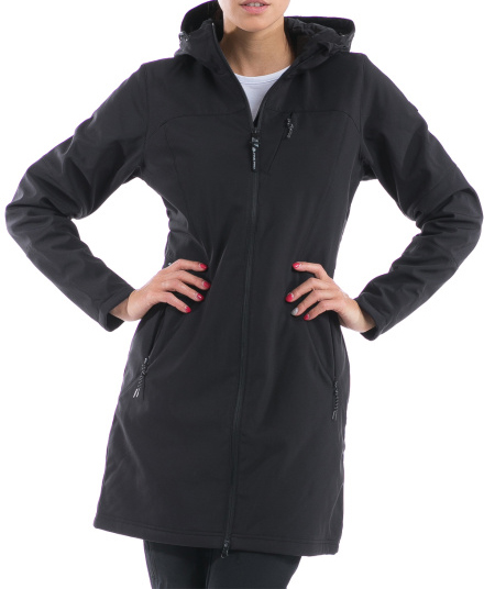 Dámský zimní kabát Alpine Pro Asherah INS.|M-L