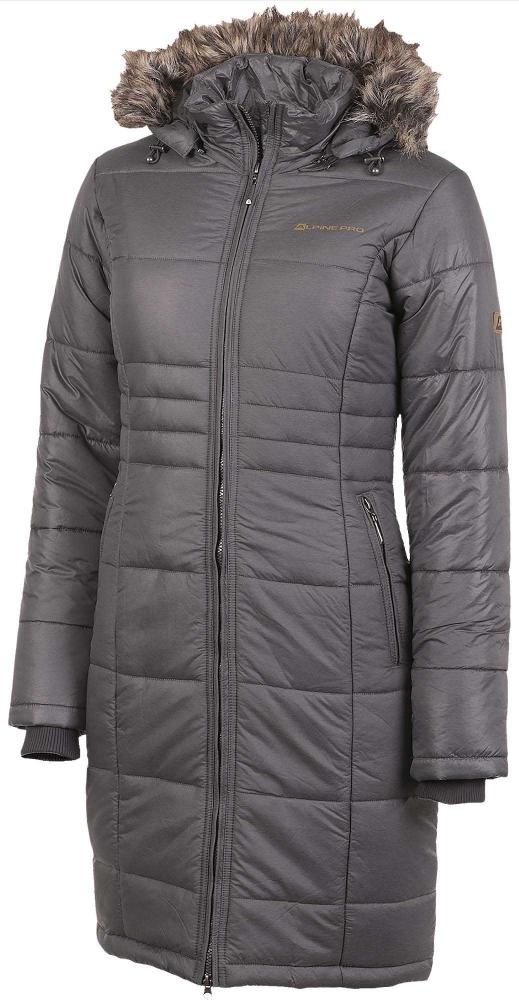 Dámský zimní kabát Alpine Pro Irlanda|S