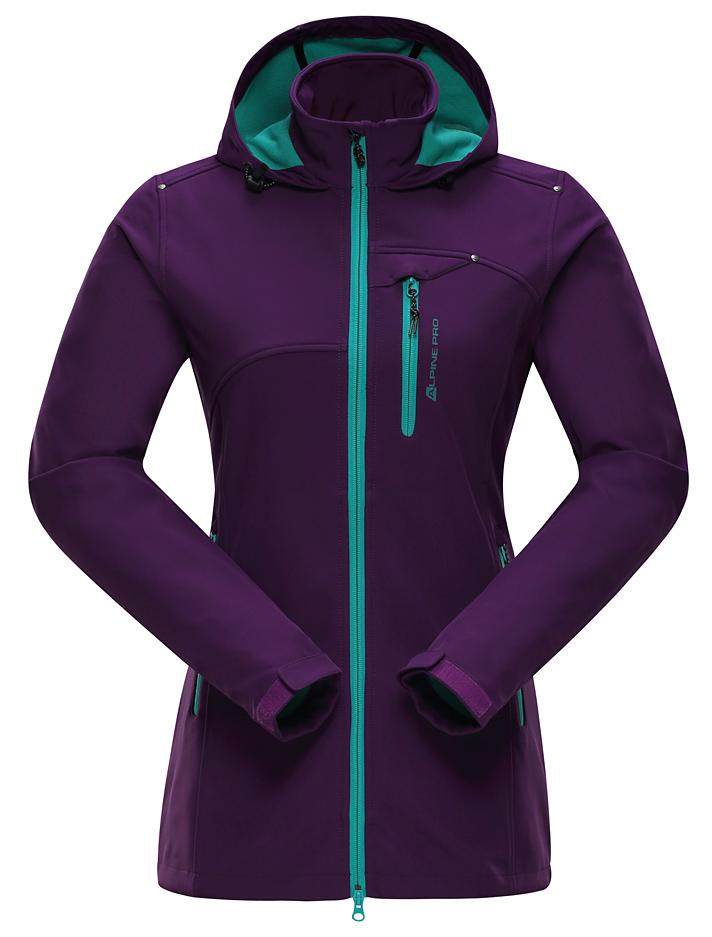 Dámský kabát Alpine Pro Bimisa|S
