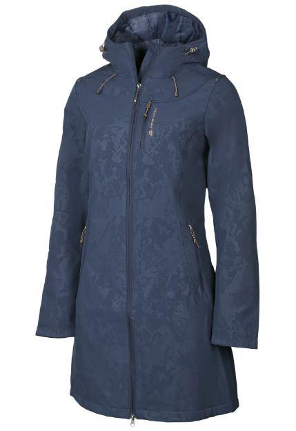 Dámský softshellový kabát Alpine Pro Asherah 2 Ins.|S