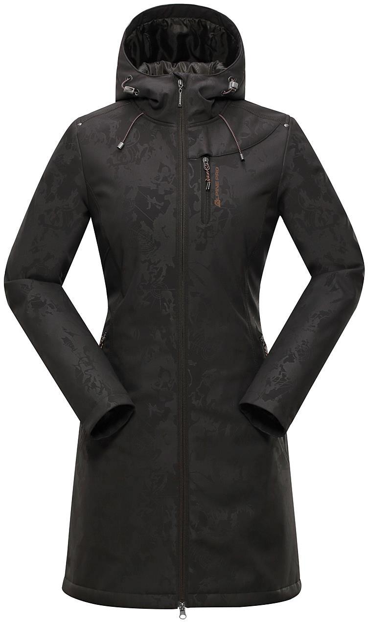 Dámský kabát Alpine Pro Asherah 2 Ins.|L-L