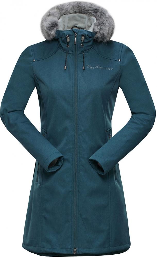 Dámský zimní kabát Alpine Pro Priscilla 2 Ins.|M