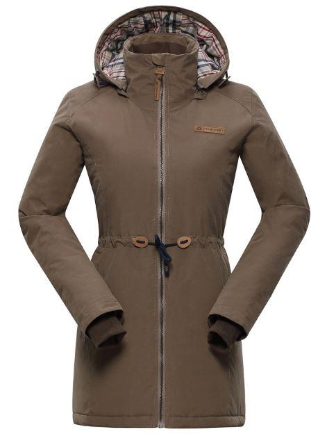 Dámský zimní kabát Alpine Pro Edite 2|L