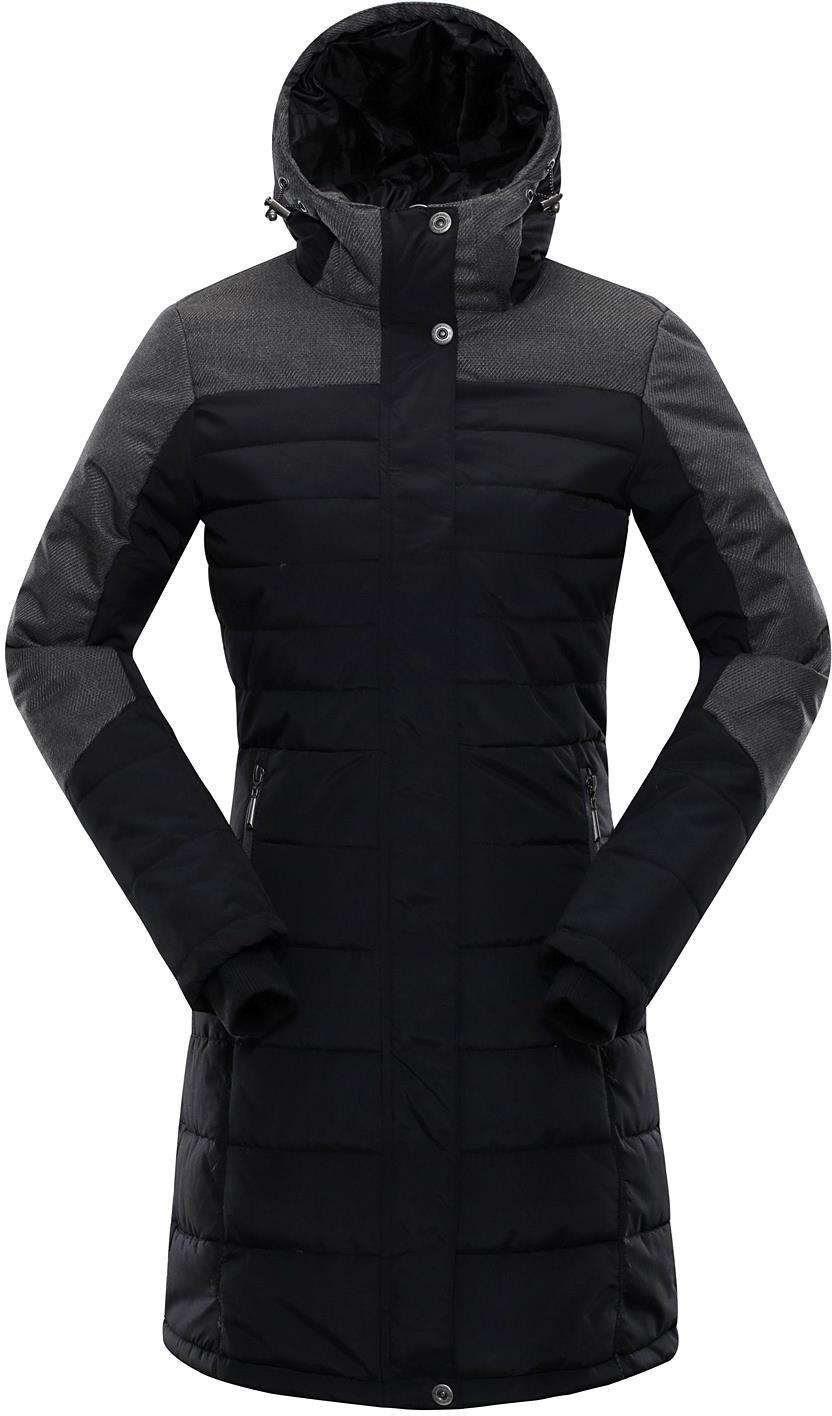 Oblečení   Dámský kabát Alpine Pro Tessa 2 e78d443eb3