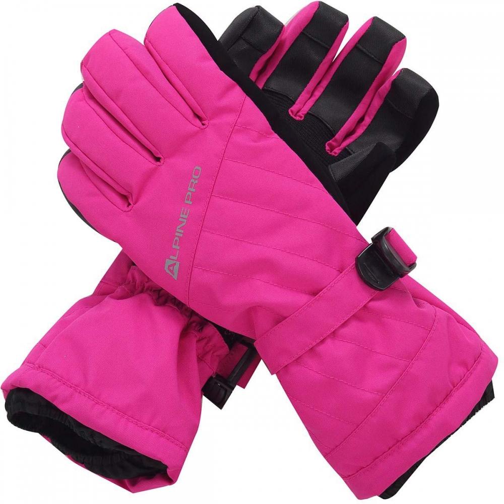 Dámské lyžařské rukavice Alpine Pro Rena|L