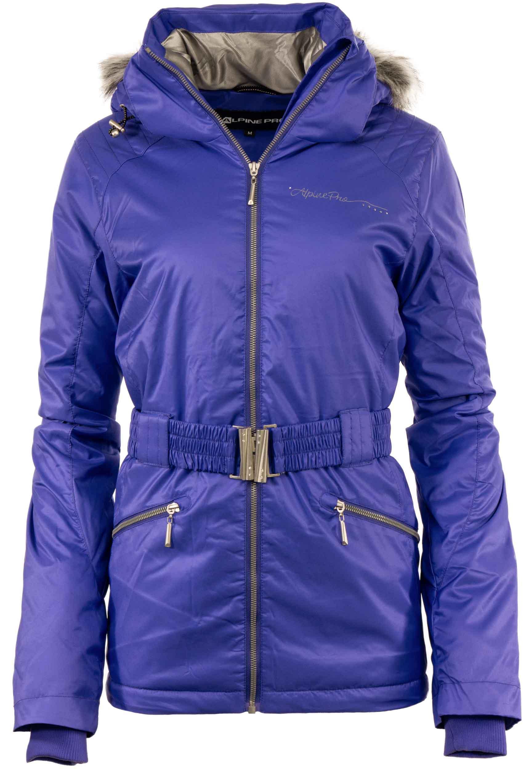 Dámská zimní bunda Alpine Pro Memka|XL