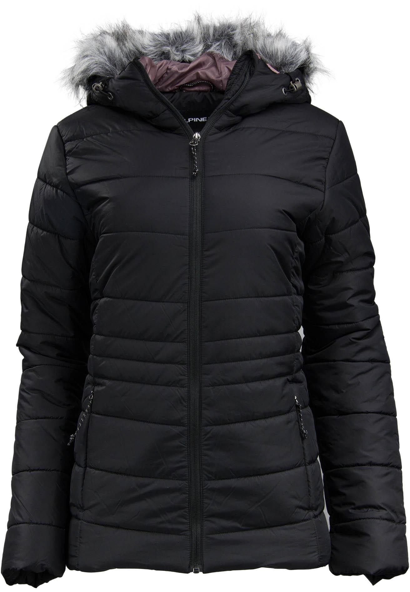 Dámská zimní bunda Alpine Pro Elimita|M