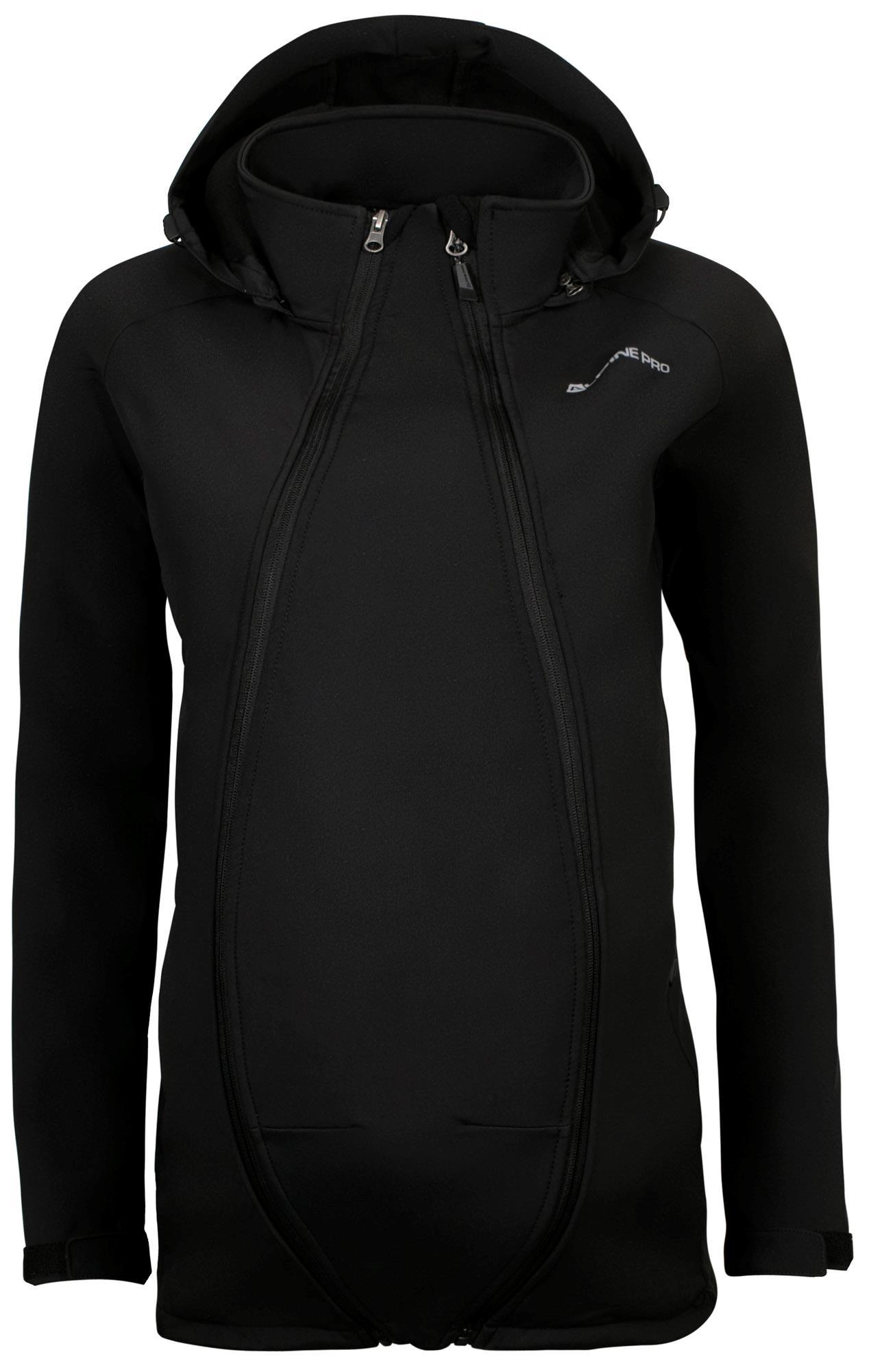 Oblečení   Dámská softshellová těhotenská bunda Alpine Pro Straita 2 09b7ee7412