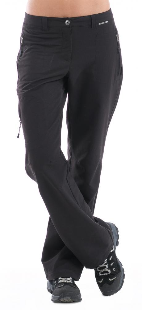 Dámské softshellové kalhoty Alpine Pro Muria|38