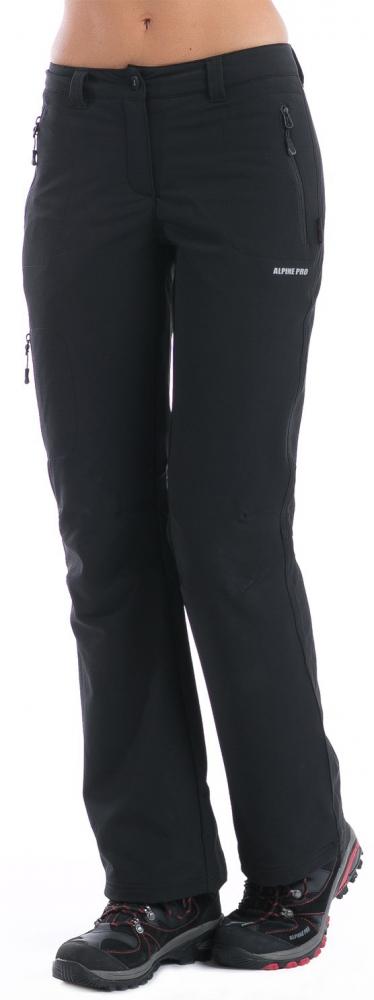 Dámská zateplené kalhoty Alpine Pro Muria INS.|44