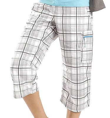 3/4 kalhoty Alpine Pro Mainada|38