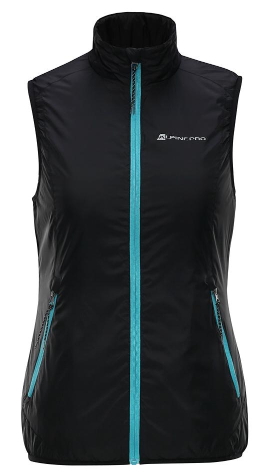 Dámská vesta Alpine Pro Sokwa|S