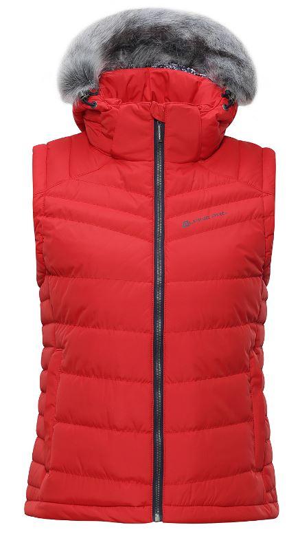 Dámská vesta Alpine Pro Franca|S