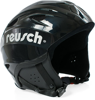 Lyžařská helma Reusch Marmolada black|L