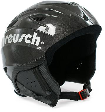 Lyžařská helma Reusch Marmolada granite|L