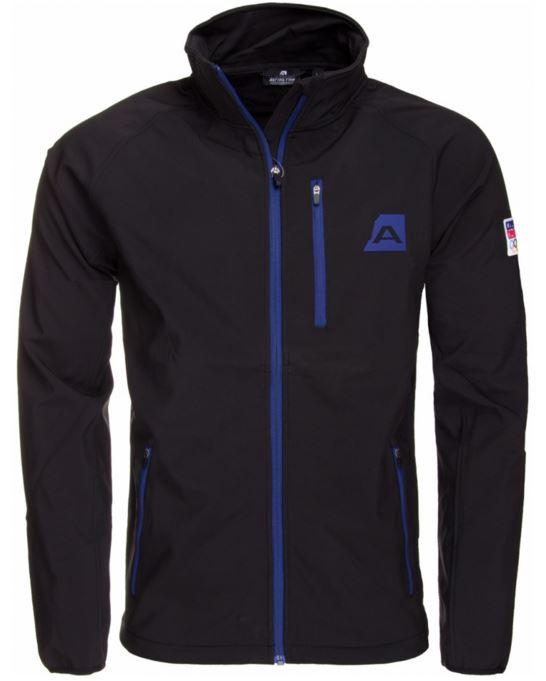 Bunda Alpine Pro Matti černá|L