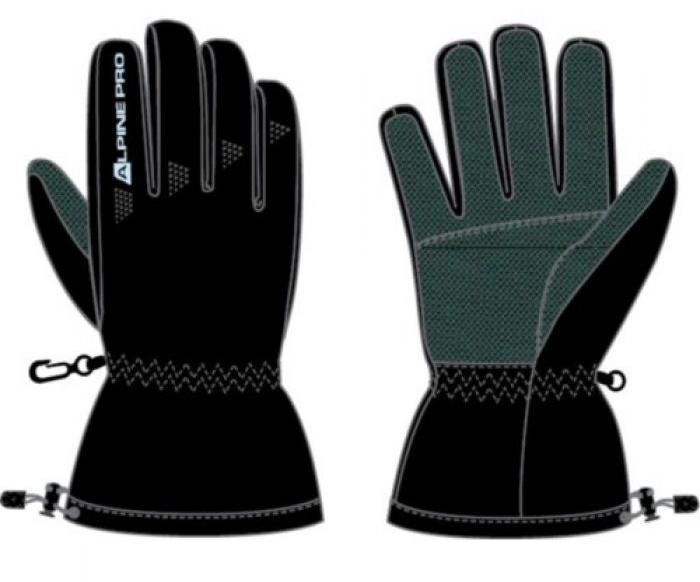 Pánské zimní rukavice Alpine Pro Theo|M
