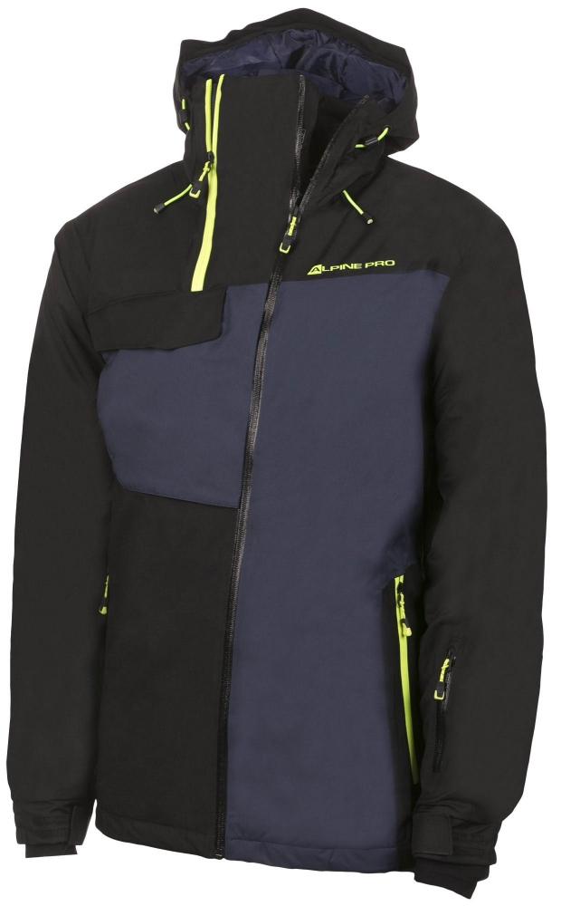 Pánská lyžařská bunda Alpine Pro Guarniero 2 L
