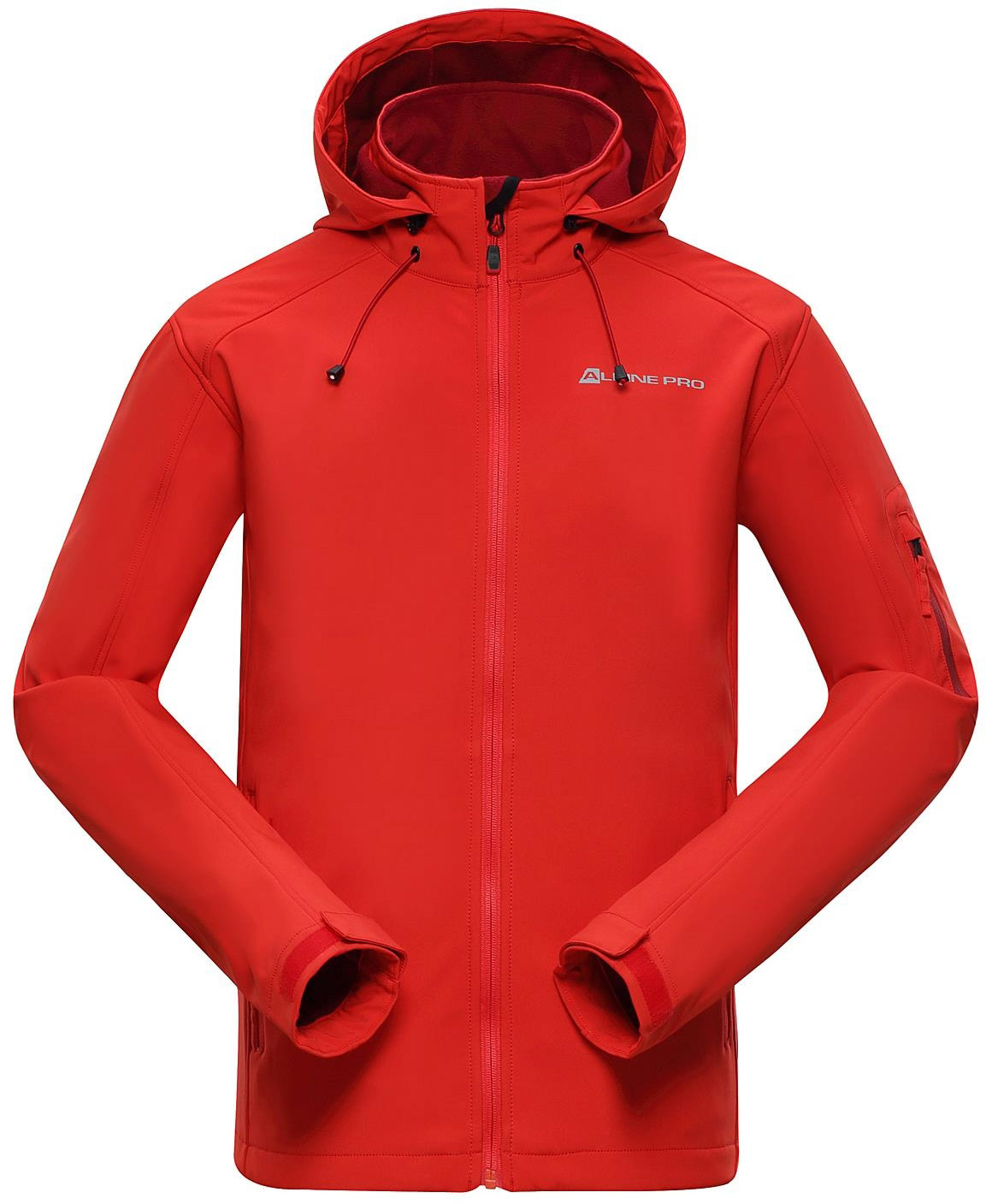 Oblečení   Pánská softhsellová bunda Alpine Pro Nootk 3797c07bfd6