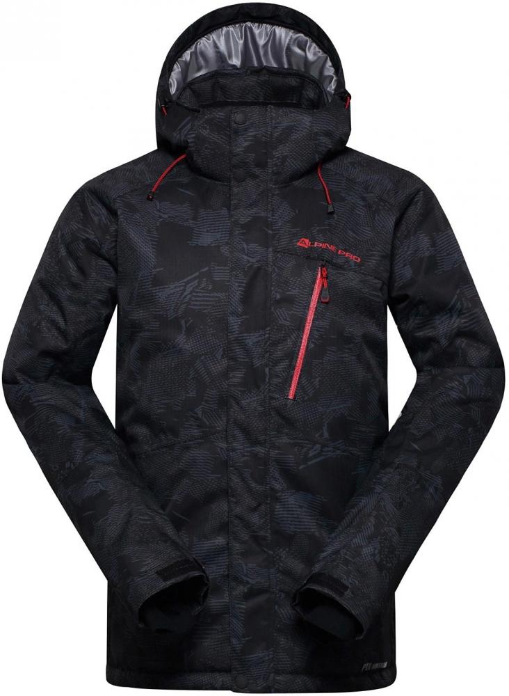 Pánská lyžařská bunda Alpine Pro Glarnisch|XXXL