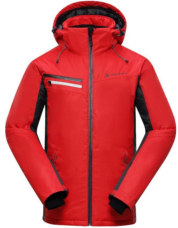 Pánská zimní bunda Alpine Pro Baudouin|L