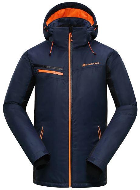 Pánská zimní bunda Alpine Pro Baudouin|XL